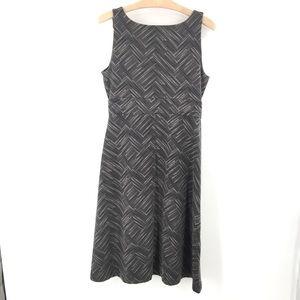 Eddie Bauer Dresses - Eddie Bauer Travex Sleeveless Wrap Front Dress